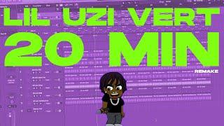 "How ""20 Min"" by Lil Uzi Vert was made (IAMM Remake)"