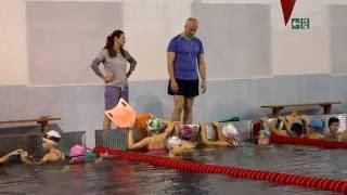 Школьные уроки плавания