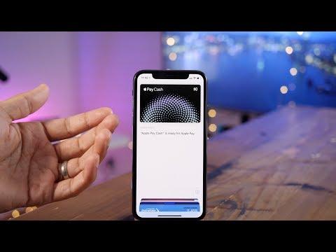 First Look: Apple Pay Cash in iOS 11.2 beta 2 / watchOS 4.2 beta 2