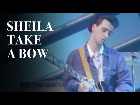 The Smiths - Sheila Take A Bow (Official Music Video)