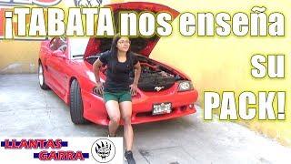 Gambar cover TABATA nos enseña su PACK!        ¡WOOOW!.