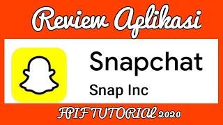 Review Aplikasi Snapchat screenshot 4