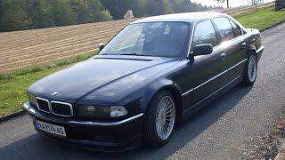BMW 750i E38. Бумер #4