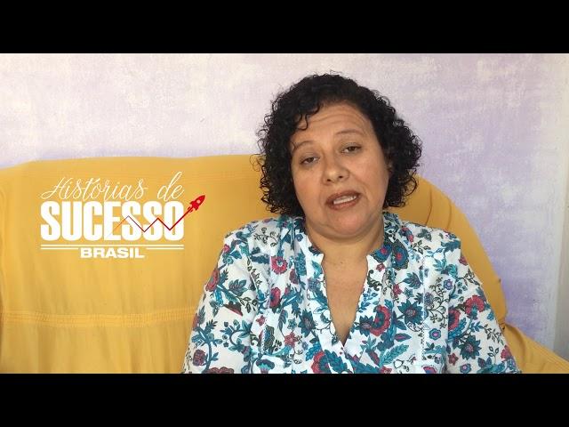 História de sucesso - Juberlania Oliveira