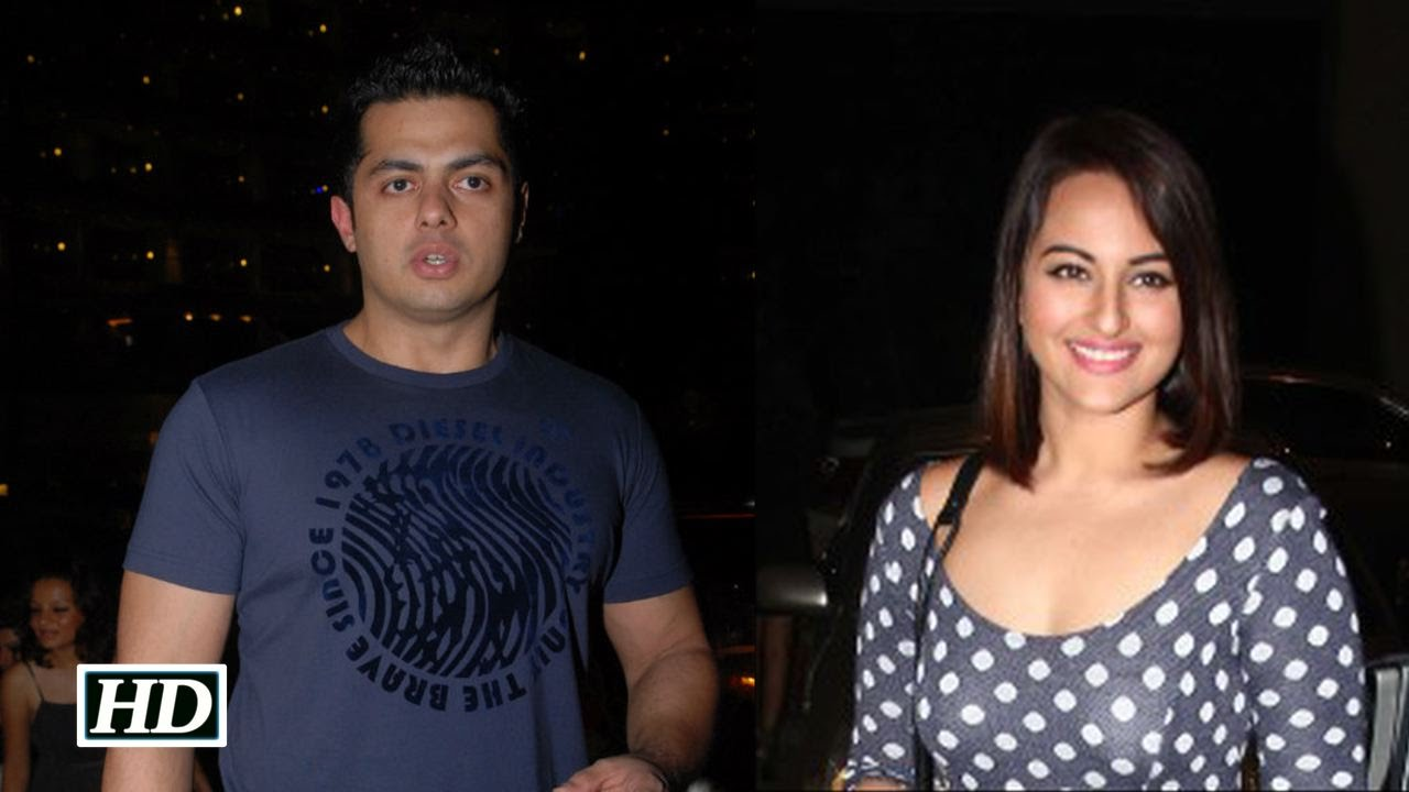 Sonakshi Sinha REACTS On Her ENGAGEMENT With Boyfriend ...