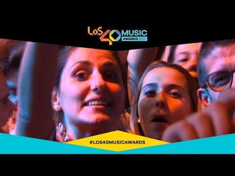Camila Cabello da la sorpresa de su vida a un fan | LOS40 Music Awards 2017