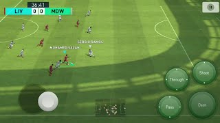 PES 2018 : LIVERPOOL FC vs REAL MADRID - Pro Evolution Soccer Android Gameplay #6