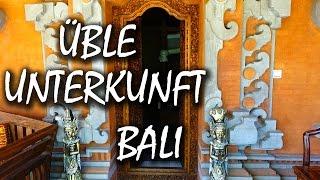 Die schlechteste Unterkunft unserer Weltreise - AirBnB hilft! - Backpacking Indonesien | VLOG #98