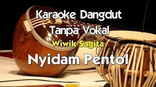 Download lagu Karaoke Wiwik Sagita - Nyidam Pentol