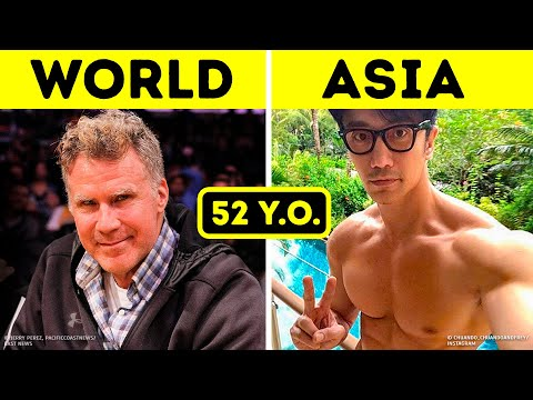 14 Reasons Why Asia is a Unique World