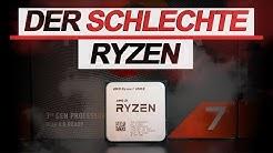 Die SCHLECHTESTE Ryzen CPU? -- AMD Ryzen 7 3800X