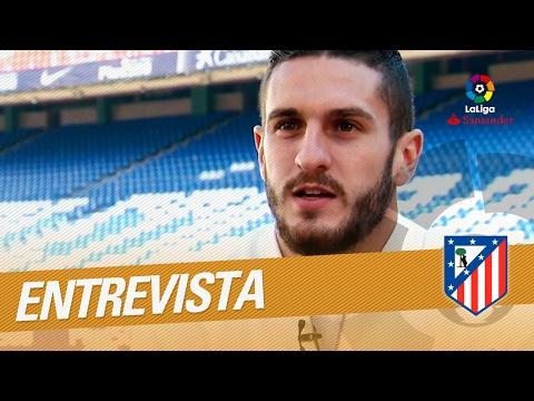 El Protagonista: Koke, jugador del Atlético de Madrid