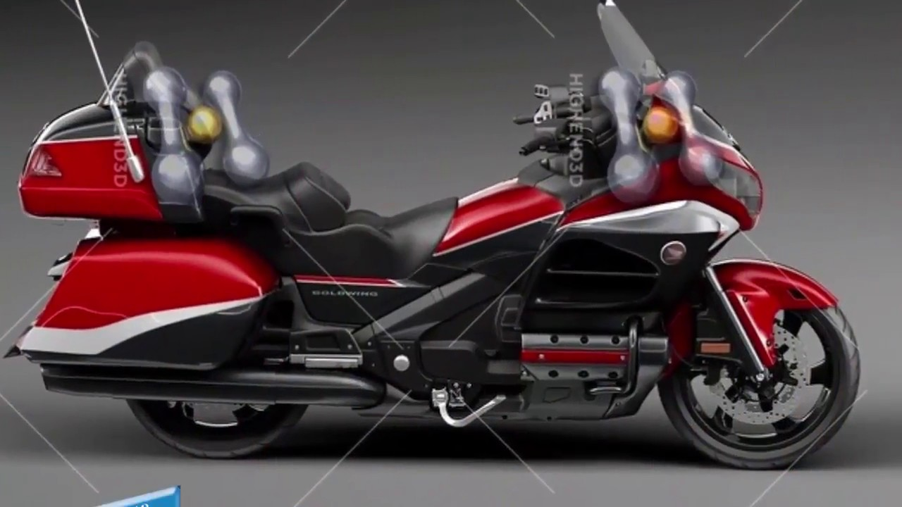2018 HONDA GOLD WING GL 1800 THE BEST TOURING MOTORCYCLES
