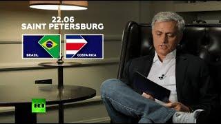 'Talent & creativity': Mourinho picks Brazil over Costa Rica