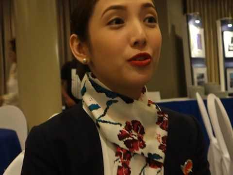 PAL Stewardess