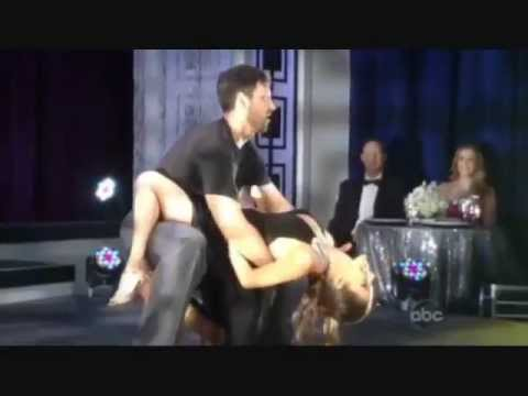04-05-13 Nurses Ball, Sam & Anton Dance