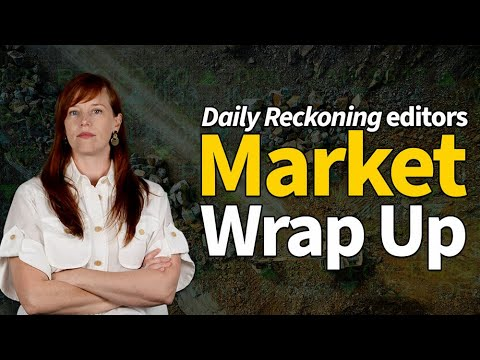 The Commodities Super Cycle and One Commodity You've Never Heard Of - Daily Reckoning Market Wrap