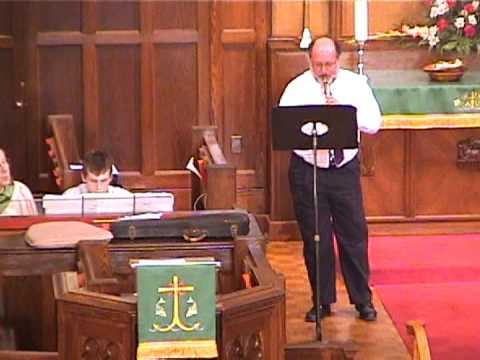 Handel - Concerto No. 8 in Bb, 4th movement