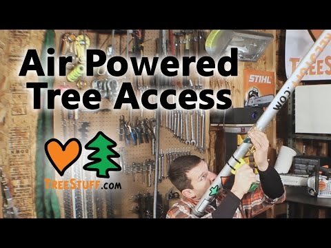 APTA: Air Powered Tree Access, Unboxing/Overview/Review