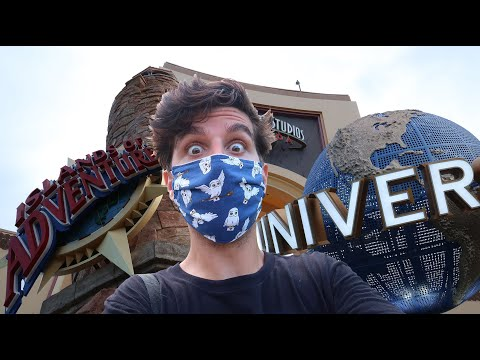 Trying To Ride Every Ride At Universal Orlando AGAIN!