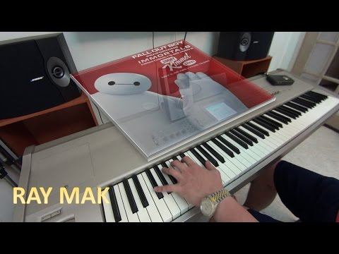 Fall Out Boy - Immortals ( Big Hero 6 ) Piano by Ray Mak