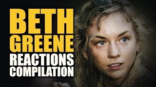 BETH GREENE Reactions Compilation