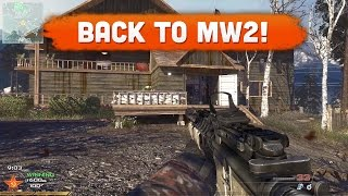 BACK TO MW2! - Call of Duty: Modern Warfare 2