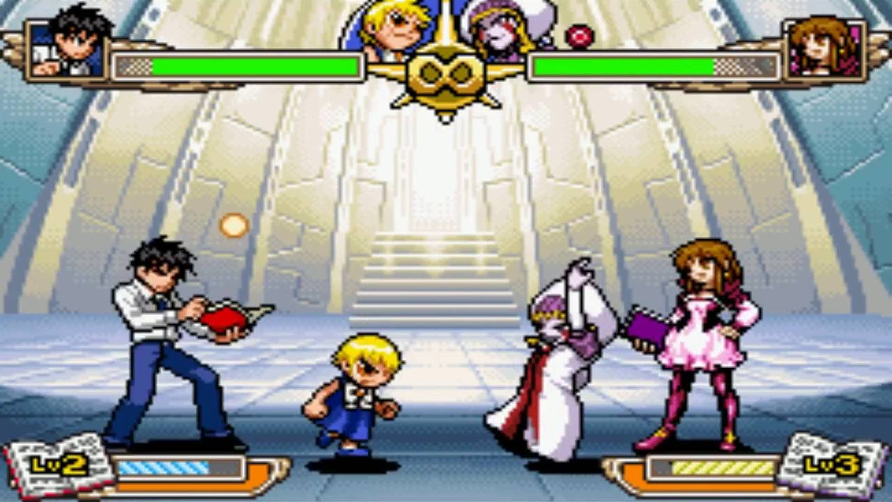 02. Zatch Bell: Electric Arena 2 Walkthrough - Zatch Battle Mode ...