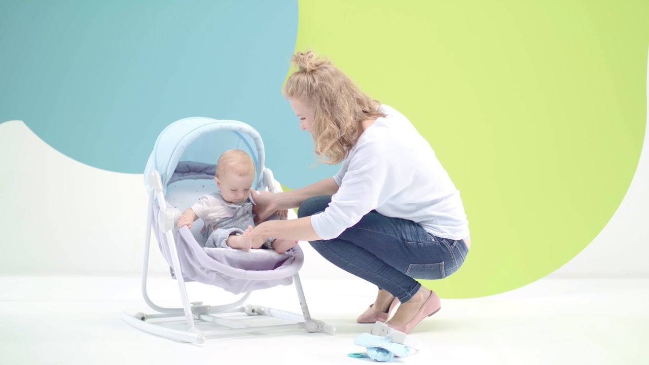Tiny Love Schommelstoel.Kinderkraft Unimo 5in1 Wieg Wipstoel Schommelstoel Baby Koter