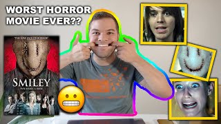 Is SMILEY Starring Shane Dawson The Worst Horror Movie Ever? 😬