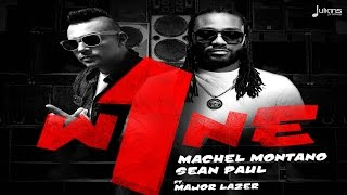 "Machel Montano & Sean Paul Feat. Major Lazer - One Wine ""2015 Release"""