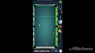 8ball pool black ball shots trick.