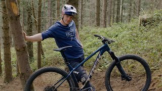 Trek Roscoe with Kade Edwards