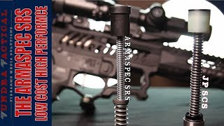 The Armaspec Stealth Recoil Spring: Affordable Buffer Spring Alternative