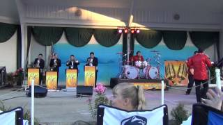 Rick K. & The Allnighters 7/25/13 - At The Hop