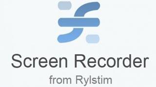 Программы для записи видео с экрана монитора.(Всем здорова! Сегодня я покажу вам 2 программы для записи видео с экрана монитора. 1-я программа-Screen Recorder...., 2015-07-04T13:17:18.000Z)