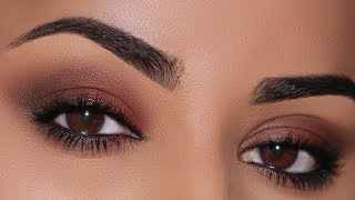 How To: Beginner Smokey Eye In Less Than 5 Minutes!