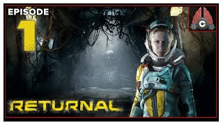 CohhCarnage Plays RETURNAL (Special Early Look From Playstation!)