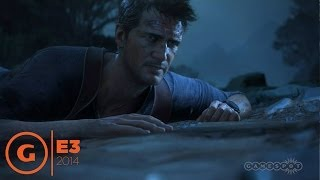 Uncharted 4 - Editors' Reactions to Sony Press Conference E3 2014