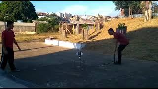 Projeto STHEM - Making Of: Foguete de Garrafa PET
