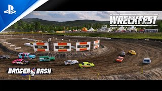 Wreckfest - Banger Racing Car Pack Trailer | PS4