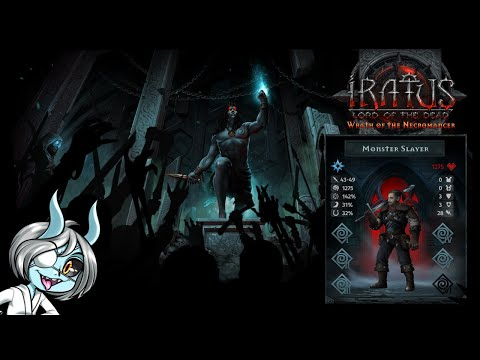 Monster Slayer Tips/Guide - The Easiest Fight in the Game - Iratus: Lord of the Dead  