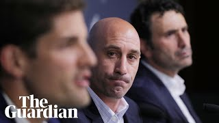 'We've learned a lot from him': Luis Rubiales after Luis Enrique steps down as Spain coach thumbnail