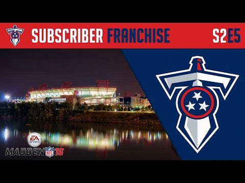 Madden 16 | Subscriber Franchise (Coaches) | S2E5 On Track