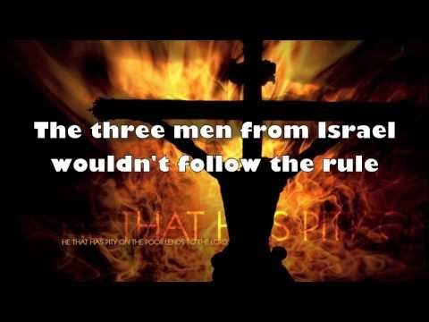 Bible song - Fiery Furnace with words