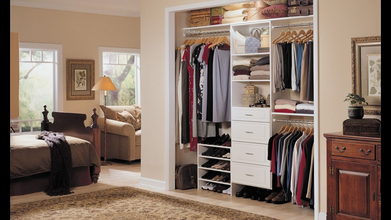 Closet Ideas for Small Bedrooms Galleries