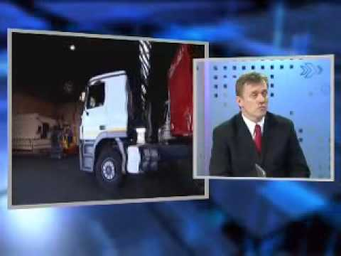 Raymond Schulz, marketing services manager at Nissan Diesel South Africa