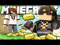 I WON 200,000 DOLLARS CLICKBAIT?!?!   My First Minecraft Video Back