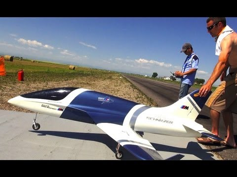 RC ADVENTURES - Radio Controlled Tomahawk Futura - GERMAN JET