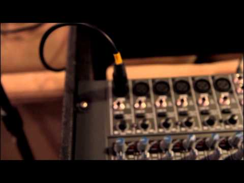 Typical Recording Studio Signal Chain